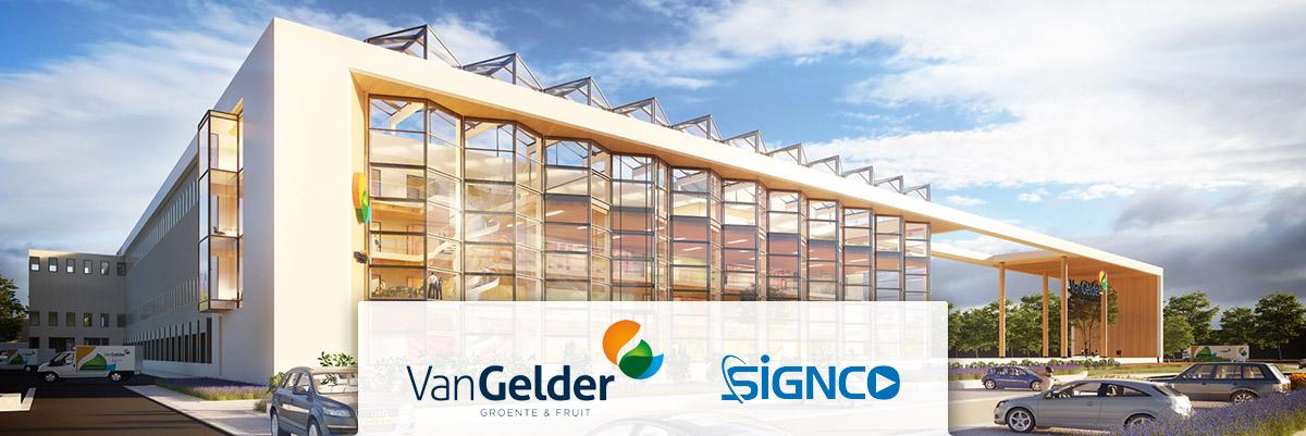 Samenwerking Van Gelder & Signco-Audiovisueel