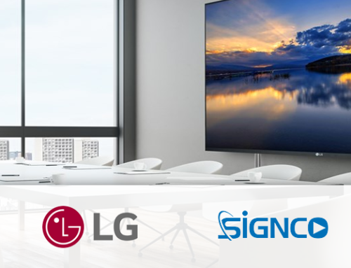 LG LAAF Series 130 inch LED Display