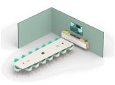 Logitech large room solutions