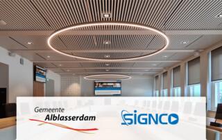 Gemeente Albasserdam kiest voor Signco Audiovisueel